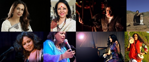 Women in The Arts Festival – music and debate with Sufi and Bhakti centre stage now