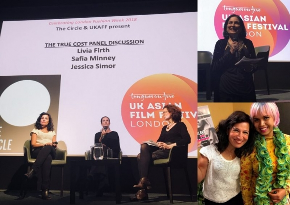 'The True Cost'  – killing for fast fashion? UK Asian Film Festival (Tongues on Fire)  and The Circle host powerful screening….