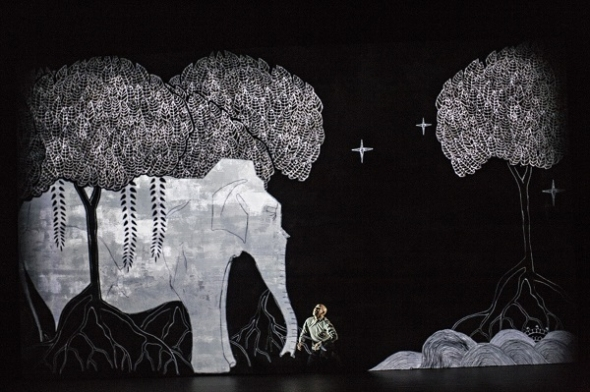 'Chotto Desh' – Talking dance to see for children with artists Nicholas Ricchini and Dennis Alamanos (Akram Khan Dance)