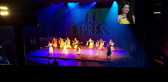 'Taj Express' – Live Bollywood extravaganza in the heart of London, acv talks to Shruti Merchant, director and producer