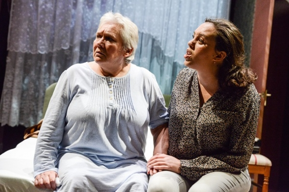 'Sundowning' – Nessah Muthy's new play about the twilight years and how love is challenged