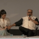 Boney Kapoor and Janhvi Kapoor emotional tribute to Sridevi at International Film Festival of India (IFFI 49)