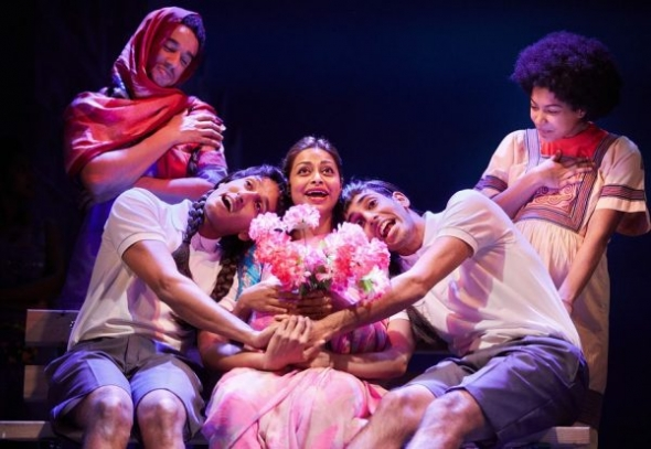 'White Teeth' actor Sid Sagar says stage version is a brilliant celebration of messy, complex and vivid London lives…