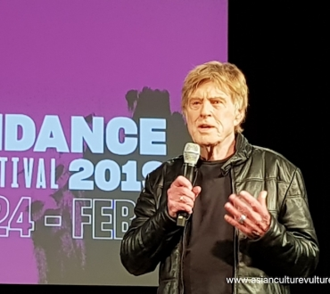 Sundance Film Festival opening – that Robert Redford moment, as the films move centre stage