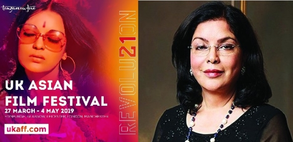 UK Asian Film Festival 2019 – Zeenat Aman, Bollywood star of yesteryear: 'I am a feminist' – as fest opens today…