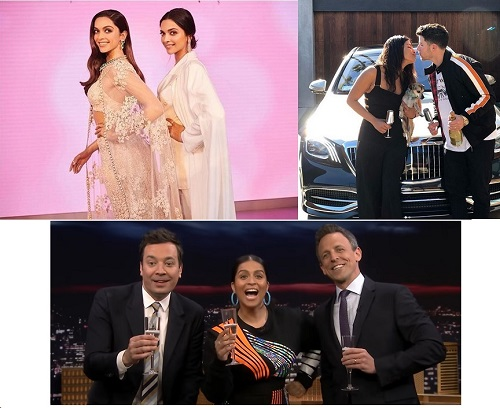 Asian women smashing it – Deepika Padukone, Lilly Singh, Priyanka Chopra and author Preti Taneja
