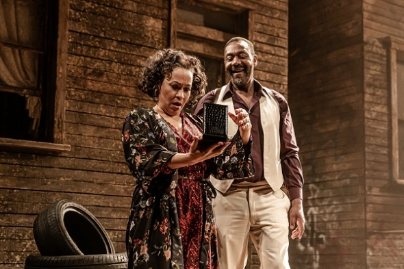 'King Hedley II' – Lenny Henry in August Wilson play about love, redemption and survival on the margins