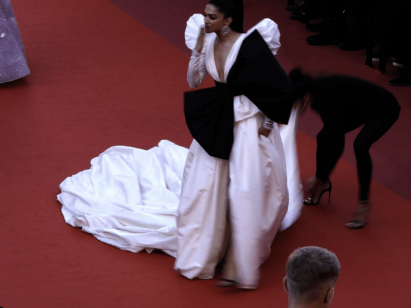Indian stars hit Cannes 2019
