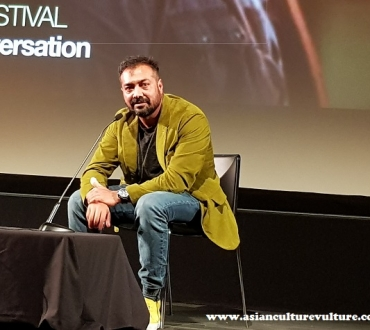Anurag Kashyap – Indian star director talks about his personal battles and what has made him the  filmmaker he is today…London Indian Film Festival/BFI talk