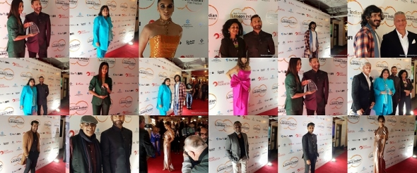 London Indian Film Festival 2019 red carpet (see gallery)