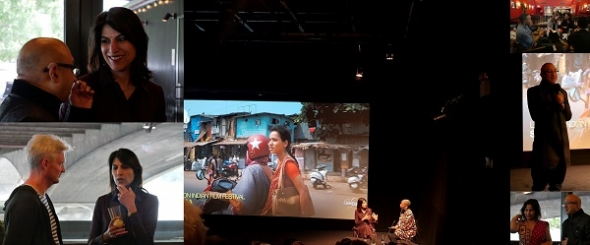 ACV marks 10 years of the London Indian Film Festival (LIFF) with reception and screening of film, 'Sir' at BFI Southbank… (gallery)