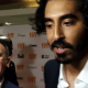 Dev Patel and Armando Iannucci speak to acv on the red carpet for the world premiere of their film, 'The personal history of David Copperfield'