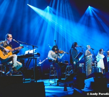 'Beyond Skin' Nitin Sawhney's 20th anniversary concert at the Royal Albert Hall (review) – A brilliant journey of nostalgia and hope…