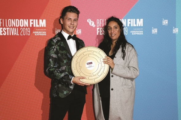 'White Riot' by Rubika Shah wins Grierson – top documentary award at the the BFI London Film Festival  2019
