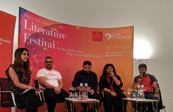 The Stories We Tell – Four lions tell it as it is…Tanika Gupta, Nish Kumar, Vinay Patel and Nikesh Shukla on representation, diversity and writing freely…