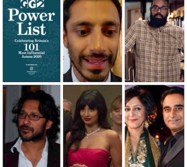 Riz Ahmed highest ranked arts personality in annual British Asian Power List 101…