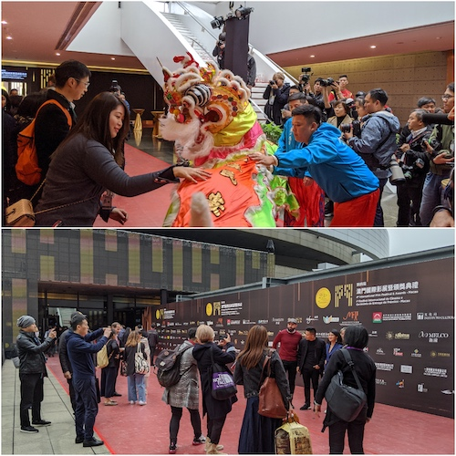International Film Festival and Awards Macao (IFFAM) opens today (December 5) – we are in Macao, welcome…