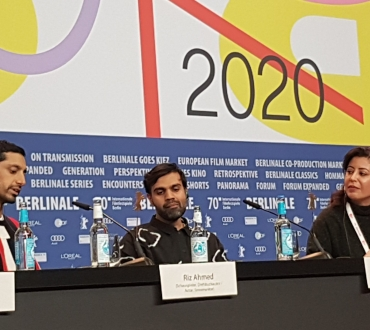 Riz Ahmed at Berlinale press conference on new film, 'Mogul Mowgli', being 'dumped' by Britain and an 'unapologetic brown film'