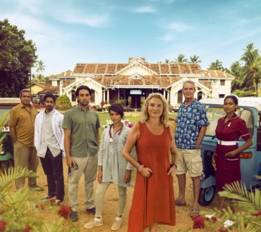 'The Good Karma Hospital' – back tonight promising an explosion (not literally, we think…) Preview