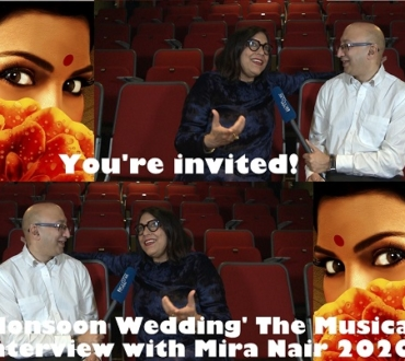 Mira Nair on 'Monsoon Wedding The Musical' 2020 – turning her global hit film into a Punjabi 'Dilli' song and dance wedding (video)