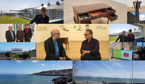 Lubaina Himid, Turner Art Prize winner, interview – one year on… (personal reflections)
