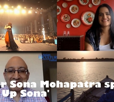 A compelling voice – singer Sona Mohapatra on MeToo, the Indian music industry and calling people out – all in new documentary