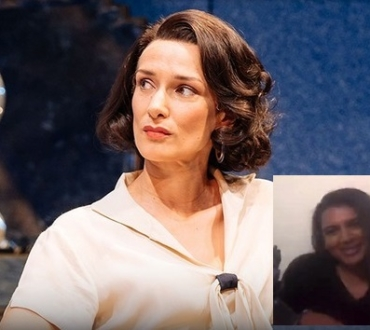 Indira Varma wins Olivier in Best Supporting role and Vaneeka Dadhria as part of Jamie Lloyd & James McAvoy Cyrano production…