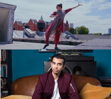 Rekesh Chauhan produces Indian classical dance and music video on World Mental Health Day to raise awareness