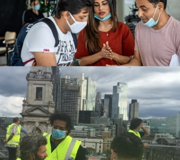 'London Confidential' – shooting a Bollywood film under Covid in London