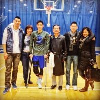 Update: Video - Joseph Lin (Jeremy's brother) last game as a collegiate basketball player