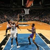 Jeremy Lin - 2015-03-26 Lakers VS Timberwolves - 29 mins, 19 pts, 5 ast, 6/14 fgs