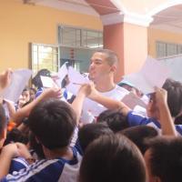 Half-Viet David Arnold gets back to his Vietnamese roots through basketball playing for Saigon Heat