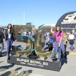 Asians at Super Bowl 50
