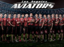 los-angeles-aviators-team-photo