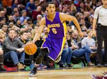 jordan-clarkson-6-of-the-los-angeles-lakers-drives-down-the-court-during-the-first-half-against-the-cleveland-cavaliers-at-quicken-loans-arena-on-february-10-2016-in-cleveland-ohio