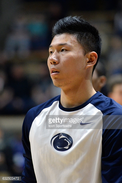List of all Asian basketball players in the NBA and NCAA