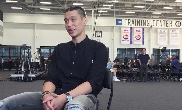 eremy Lin interview, July 21, 2016, @BrooklynNets