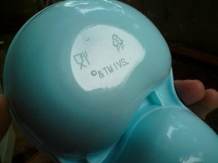 disney baby bowl material PP (BPA Free)