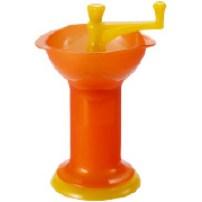 kidsme food grinder orange