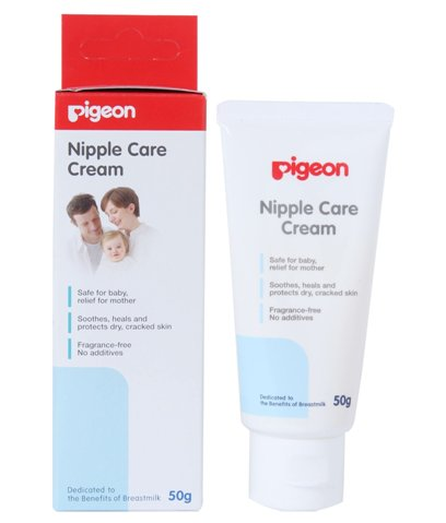 pigeon nipple care cream