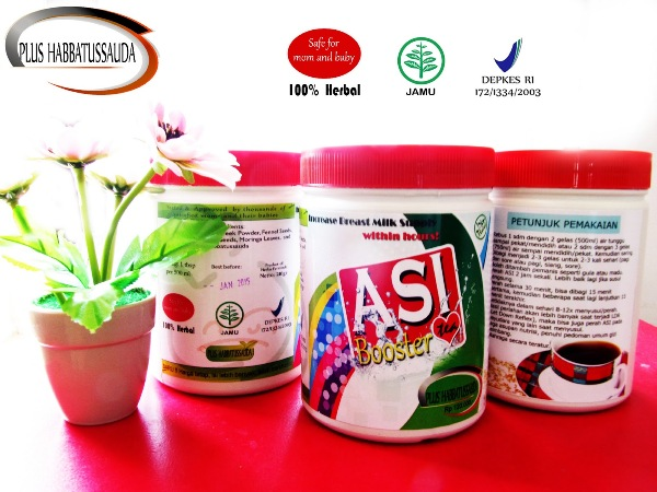 ASI Booster Tea new version