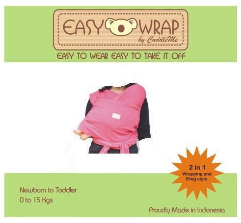 Cover CuddleMe Easy Wrap