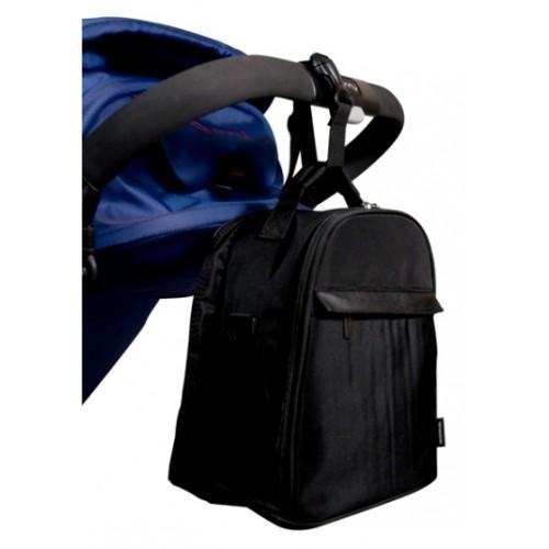 autumnz classique coolerbag black 2