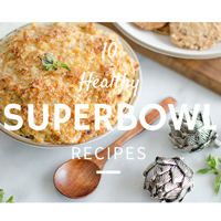 10 Healthy Super Bowl Recipes