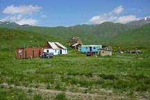 Wohnen im Tien Shan