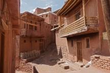 Lehmbauten in Abyaneh