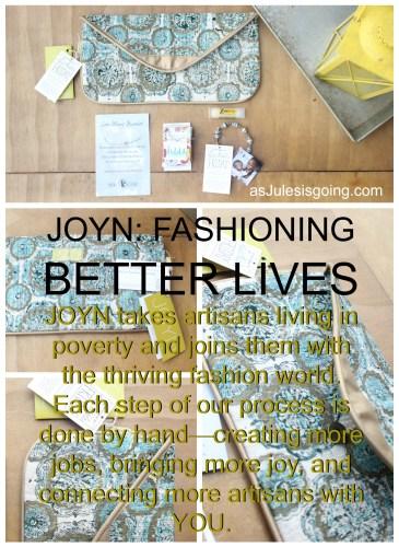Joyn Purse handmade in India
