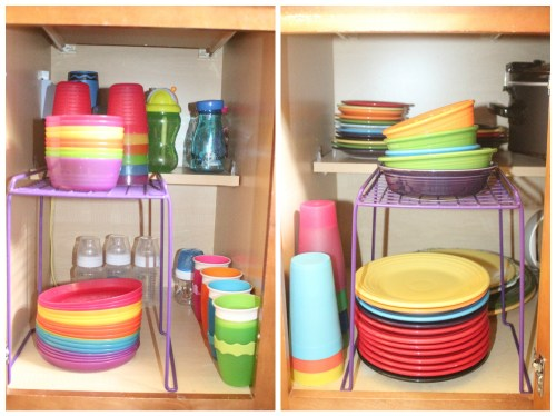 Foster Family Organization dishes