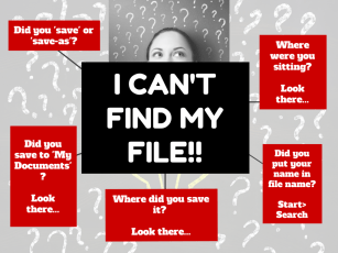 find my file