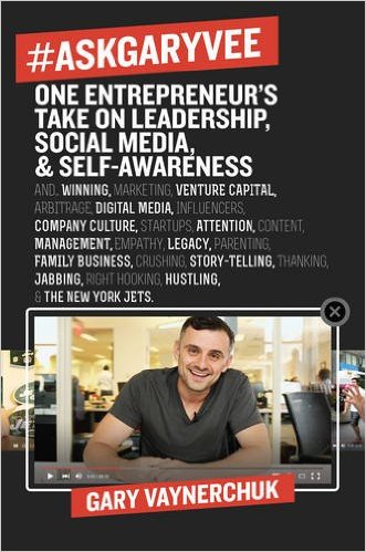 Buy the #AskGaryVee Book